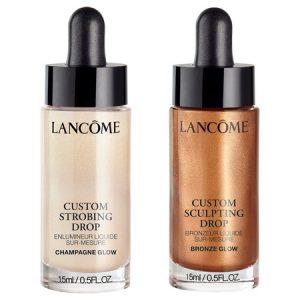 Customisez votre fond de teint avec le Custom Drop Lancôme