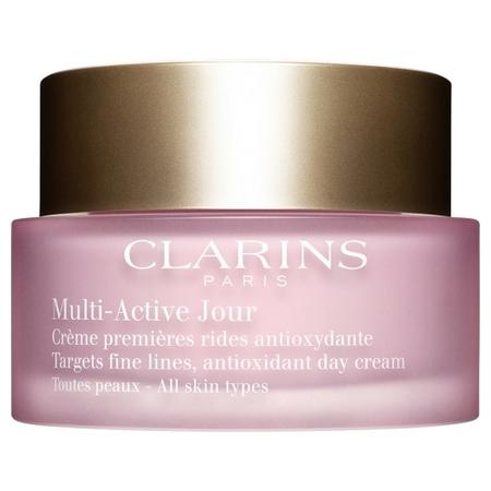 Multi-Active Jour de Clarins : l'alliée d'un visage éclatant