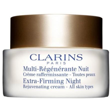 La Crème Raffermissante Multi-Régénérante Nuit de Clarins