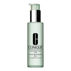 Le Savon Liquid Facial Soap Mild de Clinique, le secret d'une peau préservée