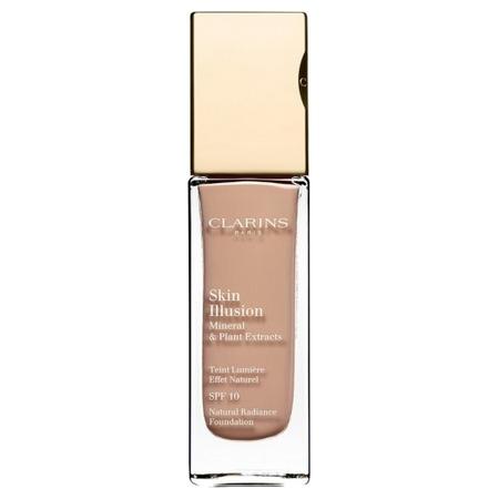 Skin Illusion de Clarins, le secret d'un maquillage et d'une sensation peau nue