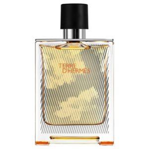 Les nouveaux flacons H 2018 du parfum Terre d'Hermès