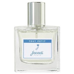 Jacadi et son parfum pour bébé Tout Petit
