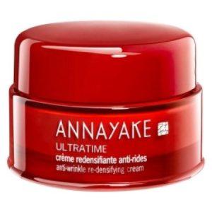 Ultratime crème redensifiante : l'anti-rides d'Annayake