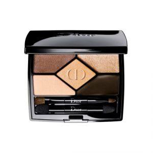 """Dior 5 Couleurs Designer La palette """"tutorielle"""" du makeup artist"""