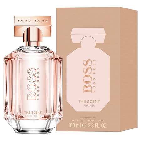 Une nouvelle Eau de Toilette Boss The Scent for Her