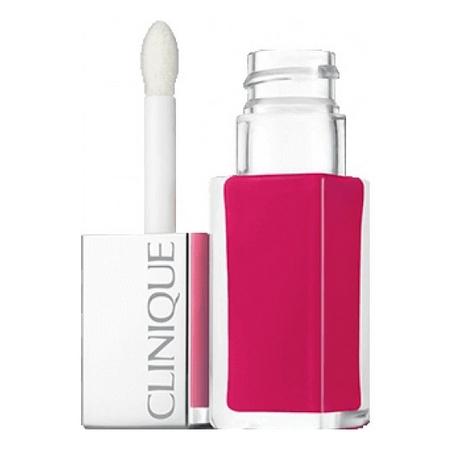 Clinique Pop Lacquer Rouge Laque + Base