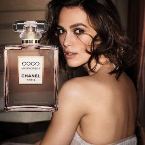 Coco Mademoiselle et Keira Knightley 10 ans d'un amour parfumé