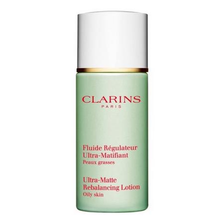 Le Fluide Régulateur Ultra-Matifiant, la solution peau grasse de Clarins