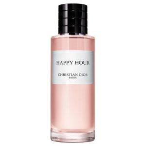 Nouveau parfum Happy Hour Dior
