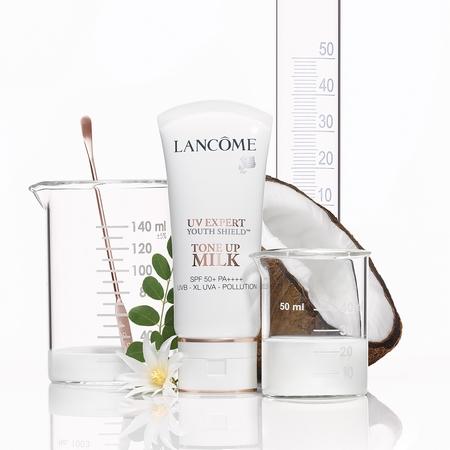 Nouveau soin Lancôme, UV Expert Tone Up Milk