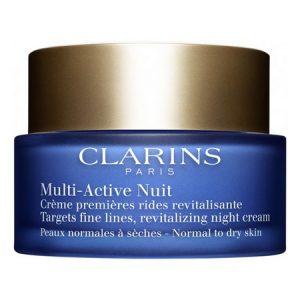 Multi-Active Nuit de Clarins pour régénérer sa peau tout en dormant