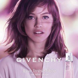 Nouvelle pub : Live Irrésistible Blossom Crush Givenchy