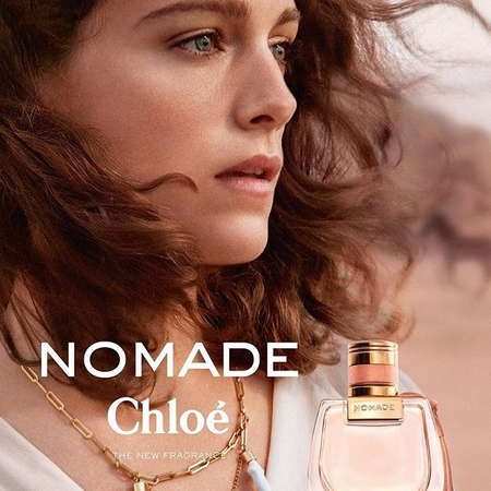 Nouvelle pub Chloé pour son parfum Nomade