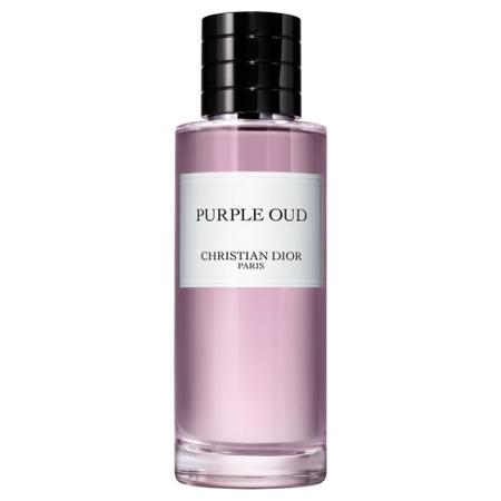 Nouveau parfum Purple Oud Dior