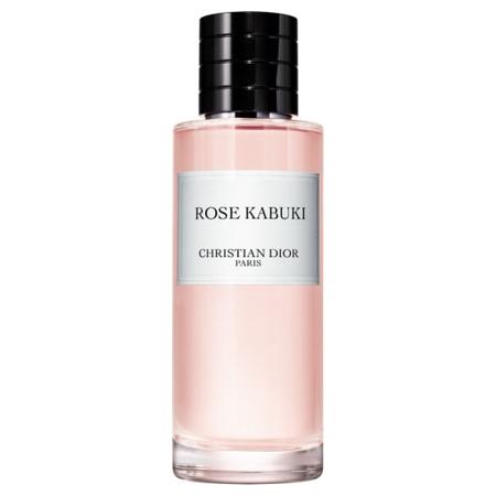 Nouveau parfum Dior Rose Kabuki