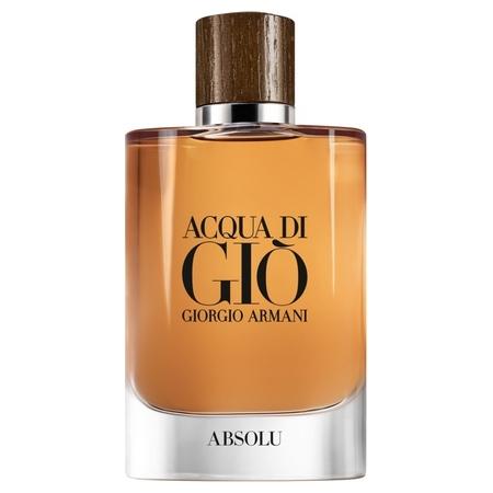 Nouveau parfum Acqua Di Gio Absolu d'Armani