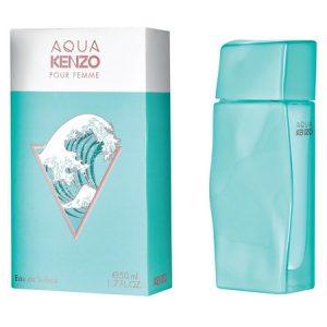 Aqua Kenzo pour Femme, le nouveau parfum féminin