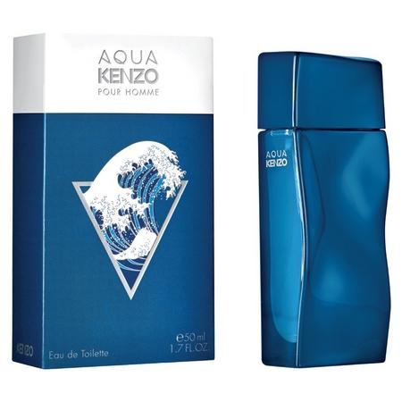 Aqua Kenzo pour Homme, la nouveauté masculine