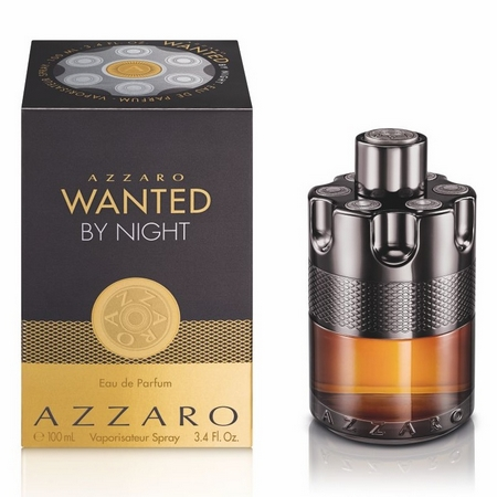 Wanted by Night, Azzaro revient avec un nouveau parfum masculin