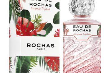 Nouveau Eau de Rochas : Escapade Tropicale