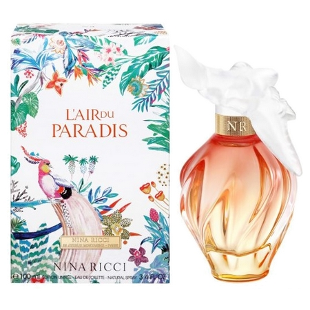 L'Air du Paradis, la nouvelle fragrance de Nina Ricci