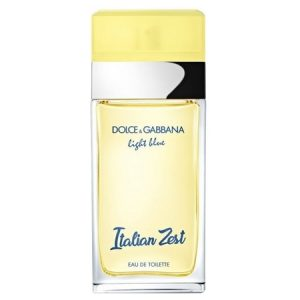 Light Blue Italian Zest, nouvelle fragrance Dolce & Gabbana