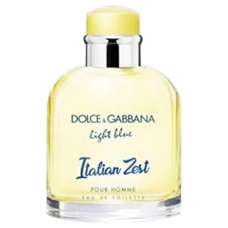 Light Blue pour Homme Italian Zest de Dolce & Gabbana