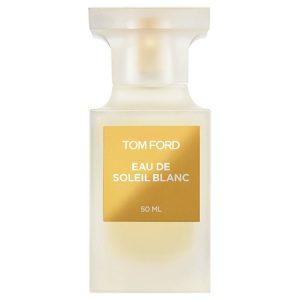 Nouveau parfum Eau de Soleil Blanc Tom Ford