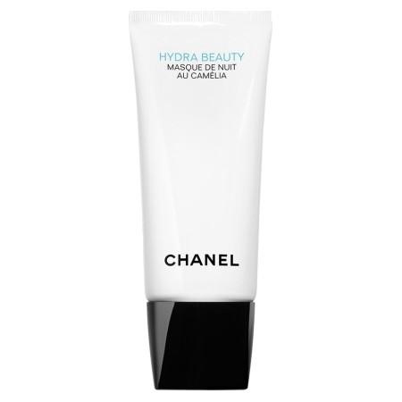 Nouveau masque de Nuit Chanel Hydra Beauty au Camélia