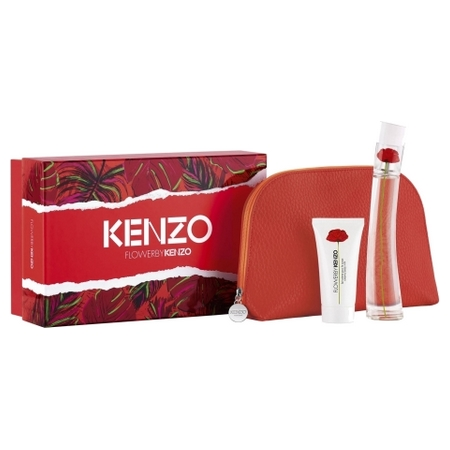 Flower coffret parfum femme Kenzo