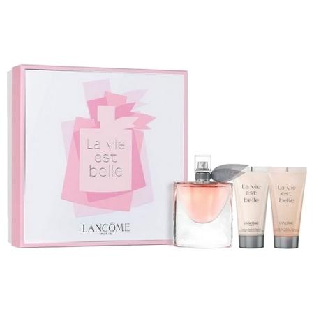 La Vie est Belle coffret parfum femme Lancôme