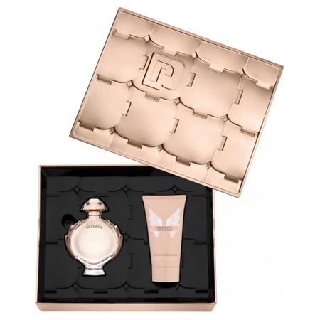 Olympéa coffret parfum femme Paco Rabanne