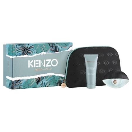 World coffret parfum femme Kenzo