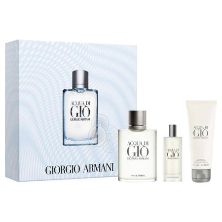 Acqua di Gio coffret parfum homme Armani