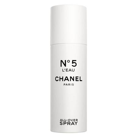 All-Over Spray N°5 L'Eau, la nouvelle façon de se parfumer de Chanel