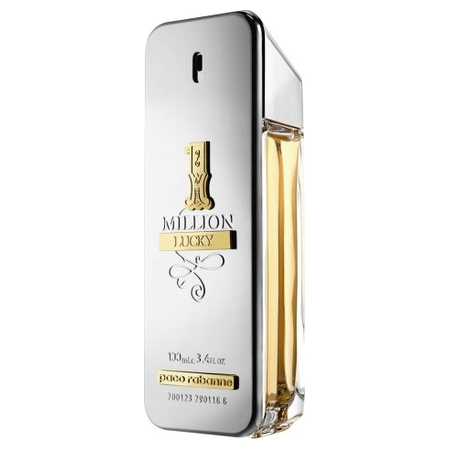 Nouveau parfum 1 Million Lucky de Paco Rabanne