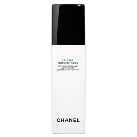 Chanel et son nouveau Lait Fraicheur d'Eau