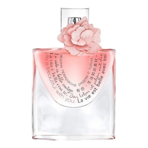 La Vie est Belle avec toi, nouveau parfum Lancôme