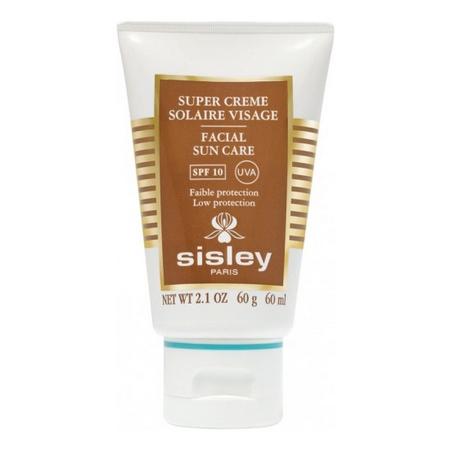 Sisley Super Crème Solaire Visage SPF 10
