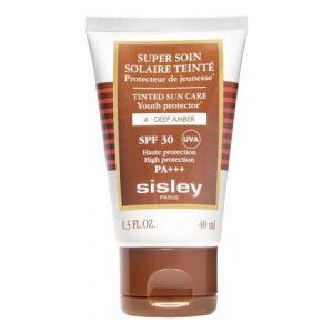 Sisley Super Soin Solaire Visage Teinté SPF 30