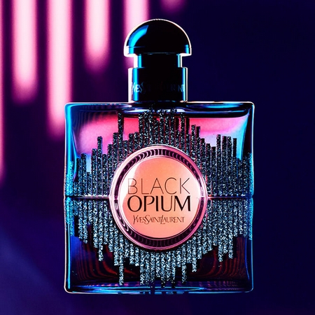 Sound Illusion, le nouveau parfum Black Opium YSL