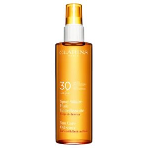Clarins - Spray Solaire Huile Embellissante Faible Protection SPF 30