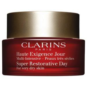 La crème Haute Exigence jour de Clarins