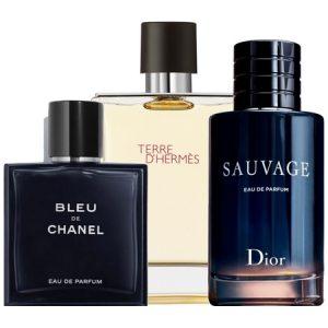 Les parfums homme les plus vendus en 2018