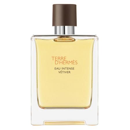 Nouveau parfum Terre d'Hermès Eau Intense Vétiver