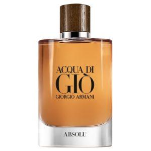 Acqua Di Gio Absolu parfum préféré des femmes en 2018