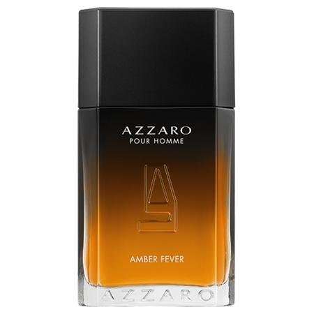 Amber Fever le nouveau parfum Azzaro pour Homme