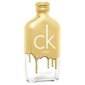 Ck One Gold, une déclinaison réellement captivante