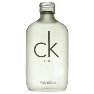 Les différents parfums CK One Calvin Klein